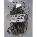 Ken'ichi Circle Hooks 6/0 x 50pc