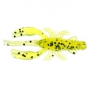 "Baby Craws 1.5"" Chartreuse  x 10pc"