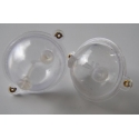 Bubbles Lg Clear x 2pc