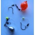 Canal Bait Rig 100% Fluorocarbon