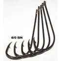 Cod Hooks Long 6/0 x 5pc